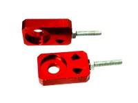 Tendeurs de chaîne alu carré - 15mm - AGB30