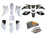 Pack déco MONSTER ENERGY - TTR110 - Blanc
