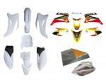 Pack déco ROCKSTAR ENERGY - TTR110 - Blanc