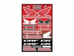 Planche stickers - HONDA - FX FACTORY