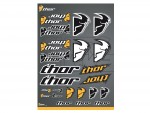 Planche stickers - THOR