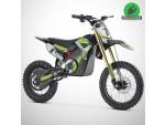 Moto enfant électrique ORION 1300W - 14/12 - Édition 2021 - Vert