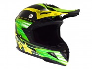 Casque cross ATRAX Starcross - Adulte