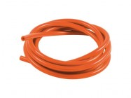 Durite à essence 4mm - 1m - Orange