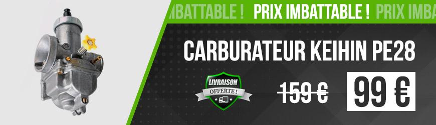 Prix Imbattable ! - Carburateur KEIHIN PE28
