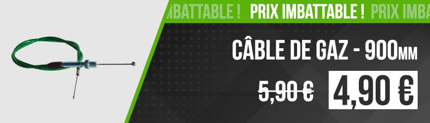 Prix Imbattable ! - Câble de gaz 900mm à 4,90€