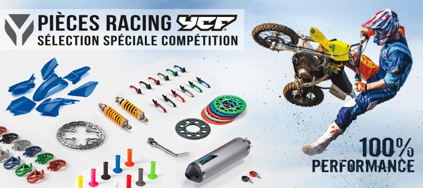 Gamme YCF 2015 - Pièces Racing Dirt Bike / Pit Bike